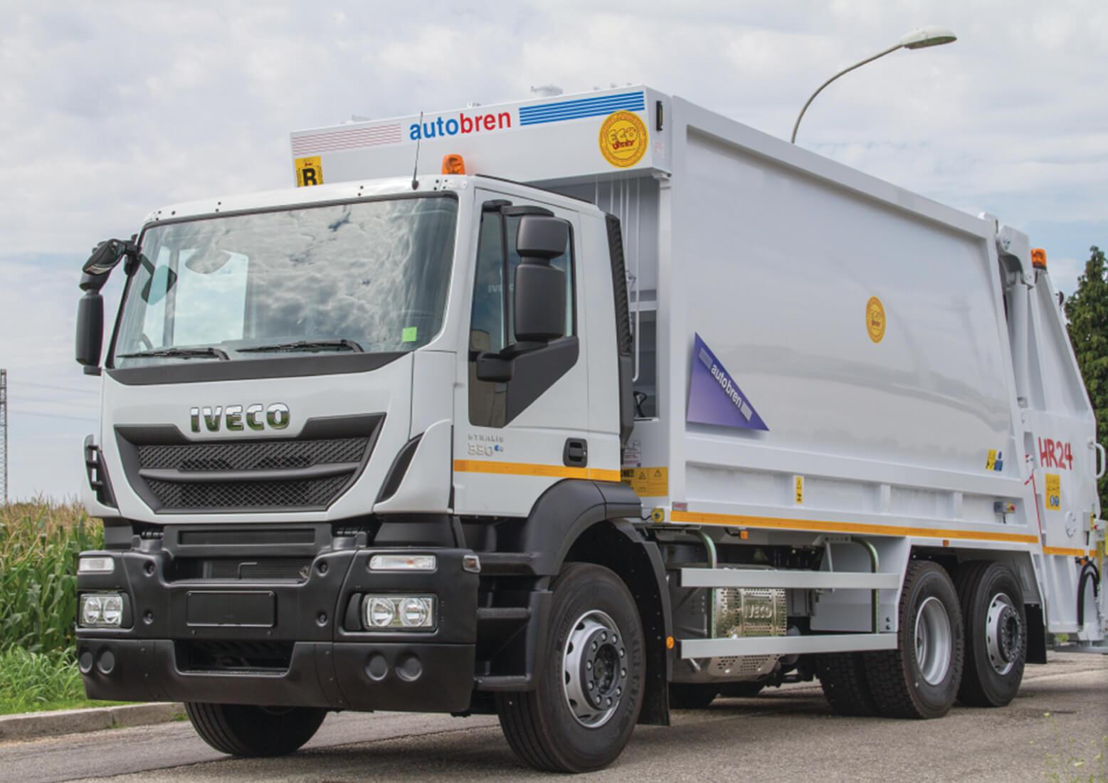 Tecno Win, Kamionske čistilice namjenjene su radu u teškim uvjetima te se koriste pri čišćenju pista u zračnim lukama, javnim prometnicama, parkiralištima te ostalim industrijskim i javnim površinama, auto bren