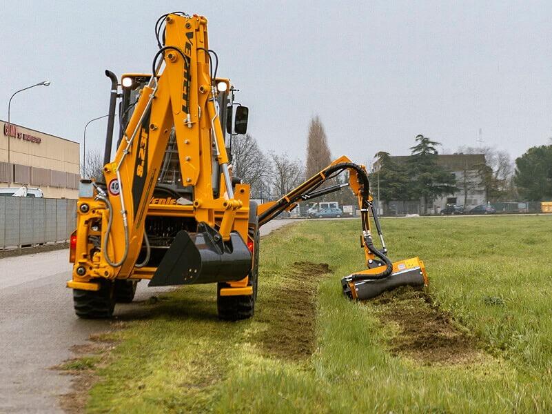 GL1 malčeri za održavanje zelenih površina