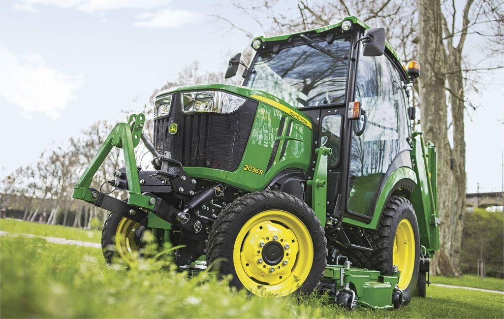 Johan Deere hrvatska,traktori, najbolji traktori, komunalni traktor