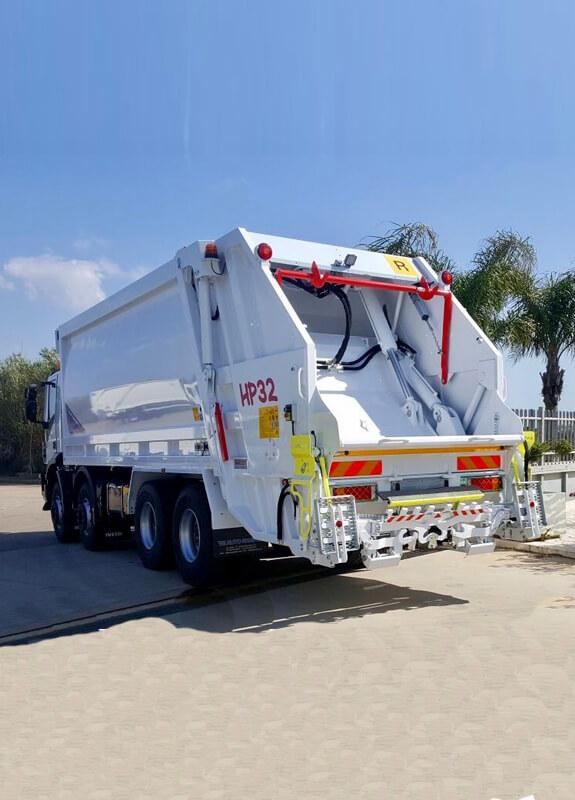 Vozila za čišćenje ulica i odvoz otpada