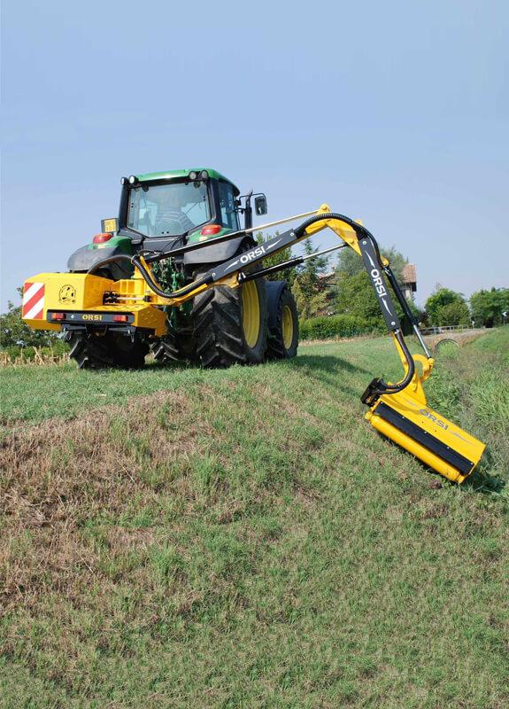Strojevi za održavanje zelenih površina